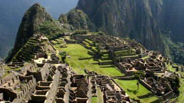 7 Weltwunder reise günstig nach Machu Picchu