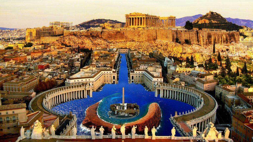 Sehenswürdigkeiten in Athen