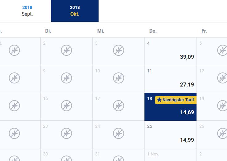 Deal-Scranshot -Billigflüge nach Athen von Karlsruhe Baden Baden Ryanair