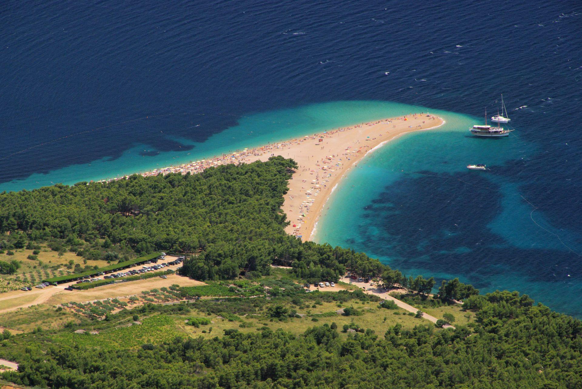 Dalmatien Kroatien Flug + Hotel + Mietwagen ab 259,00€ 1