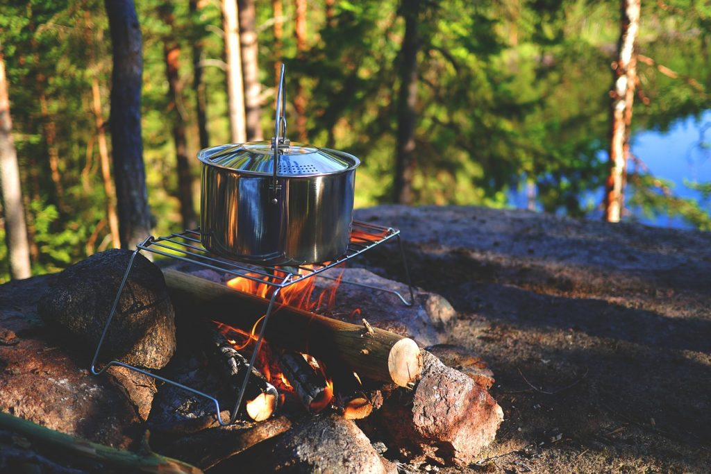 Taschenmesser für Camper