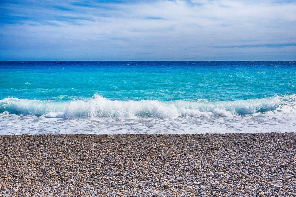 Cote d'Azur Strand