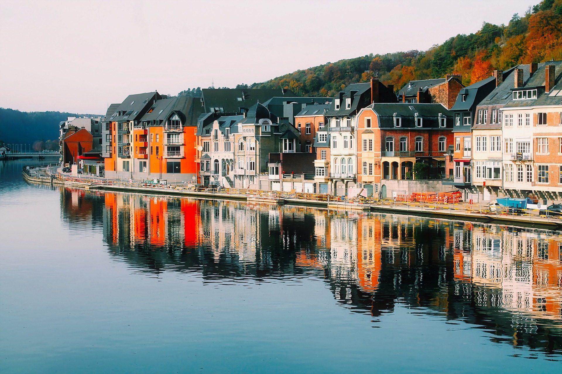 ferienhaus belgien am meer
