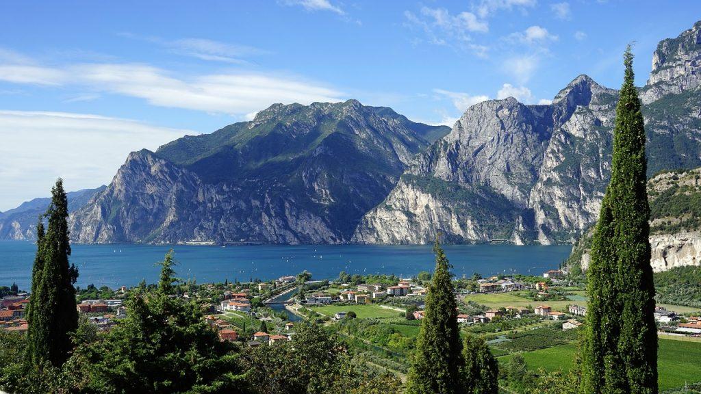 Gardasee schönstes Dorf