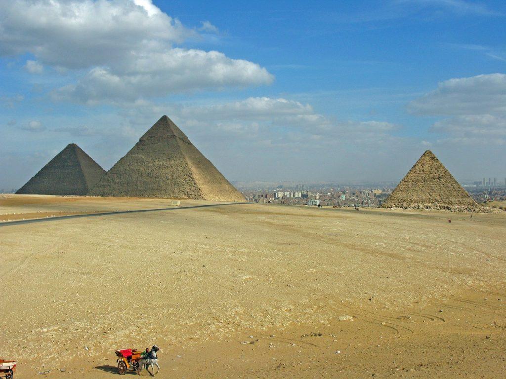 Kairo und Alexandria