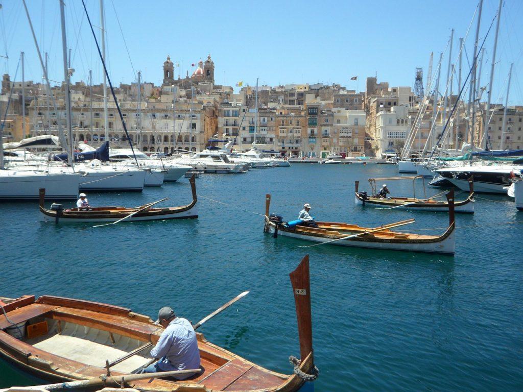 sprachreise englisch malta