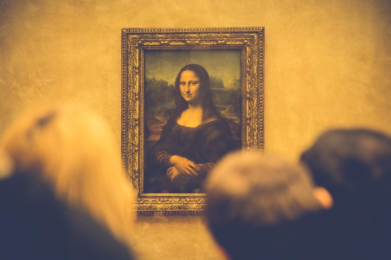 Louvre Paris Tickets Billig kaufen ab 20,00€ - Mona Lisa Museum 1