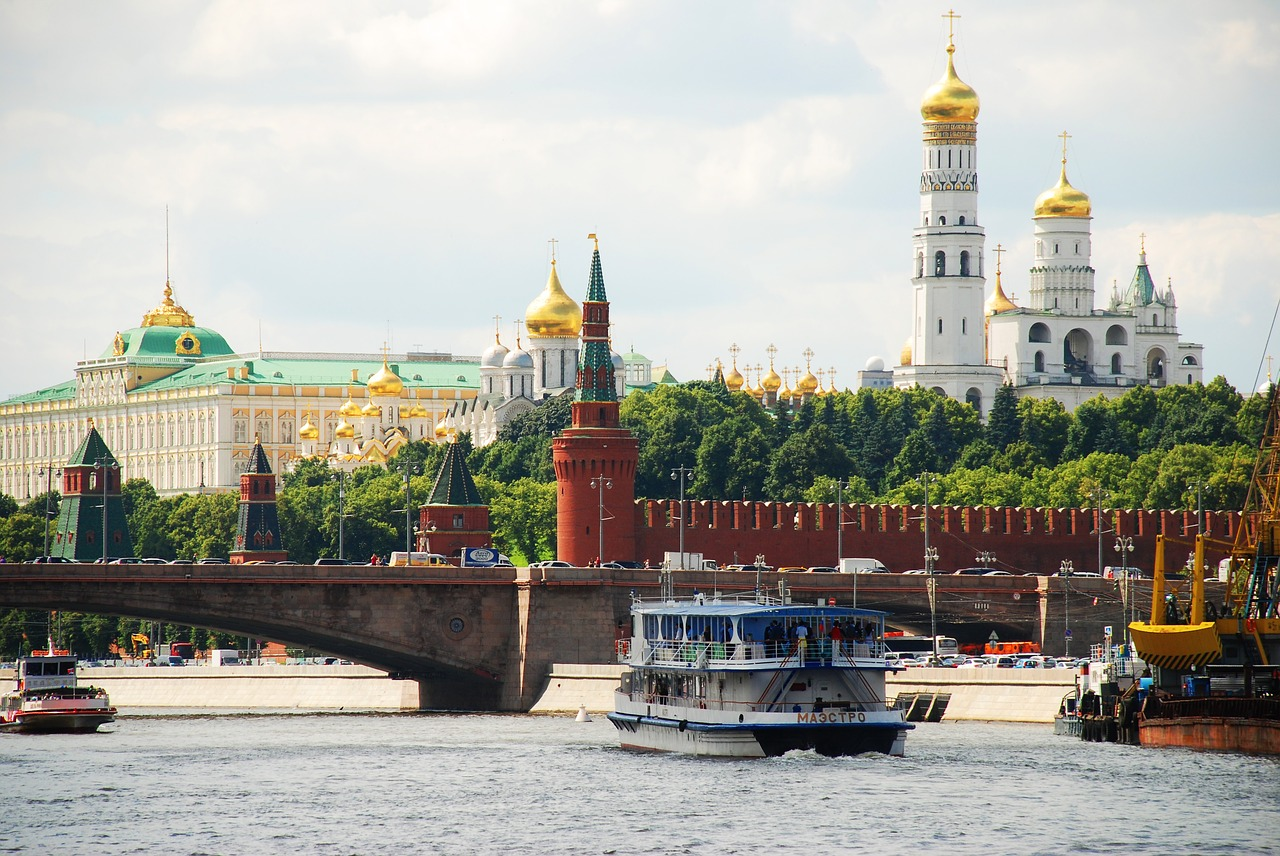 Moskau Rusland