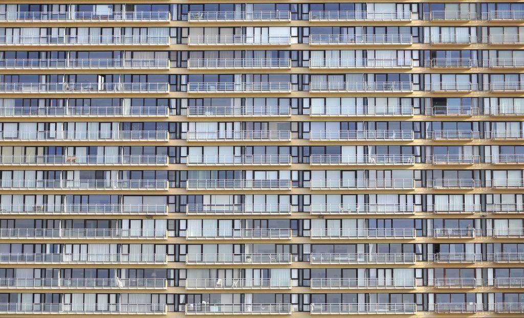 Oostende Schöne Wohnung Meerblick