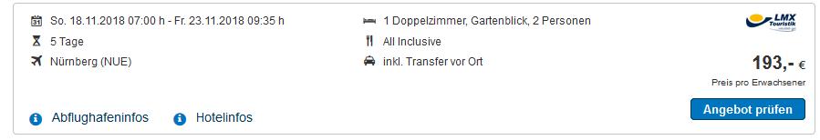 Screenshot All Inclusive Kemer
