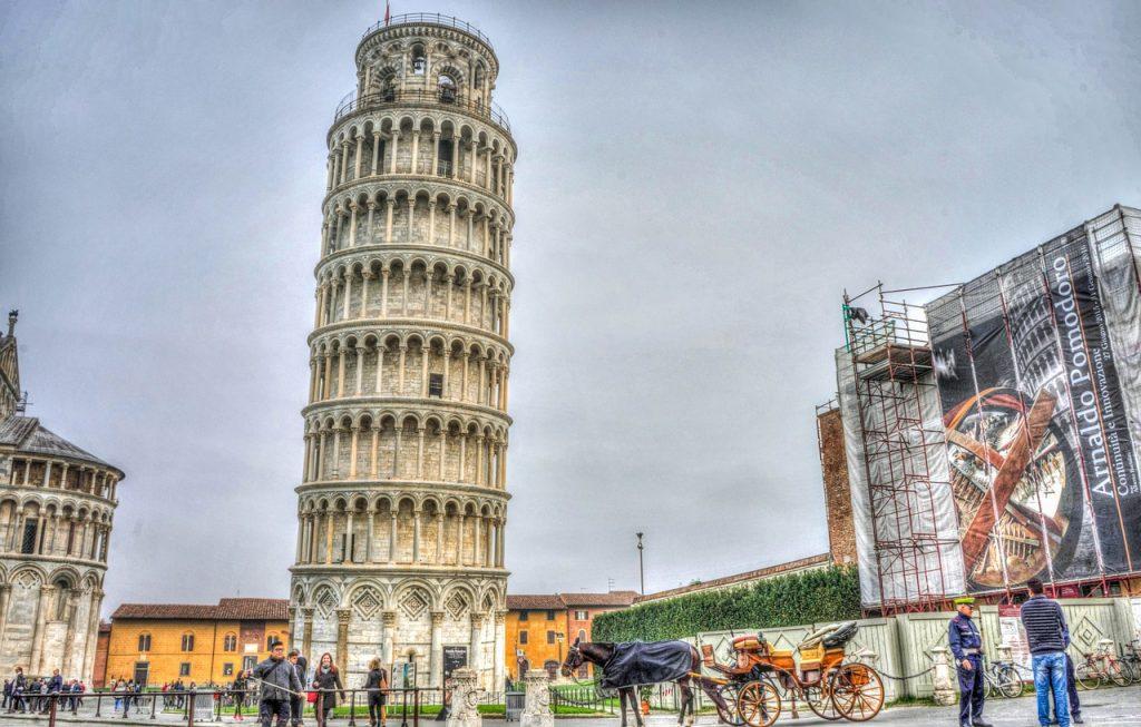 Pisa Stadt in Italien