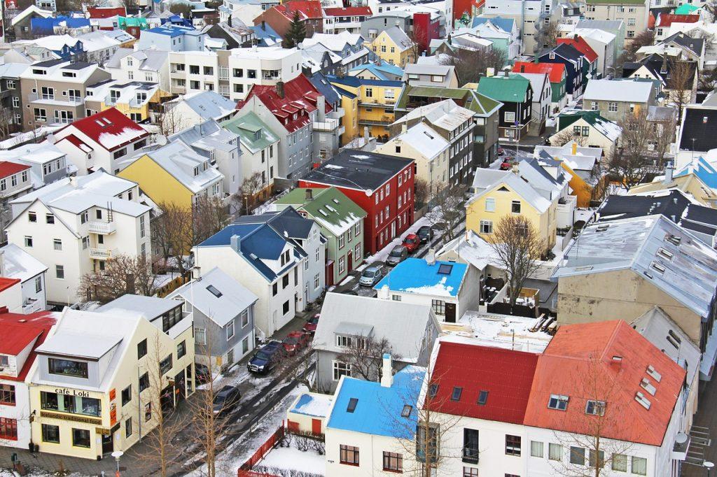 Island Reisen Reykjavik