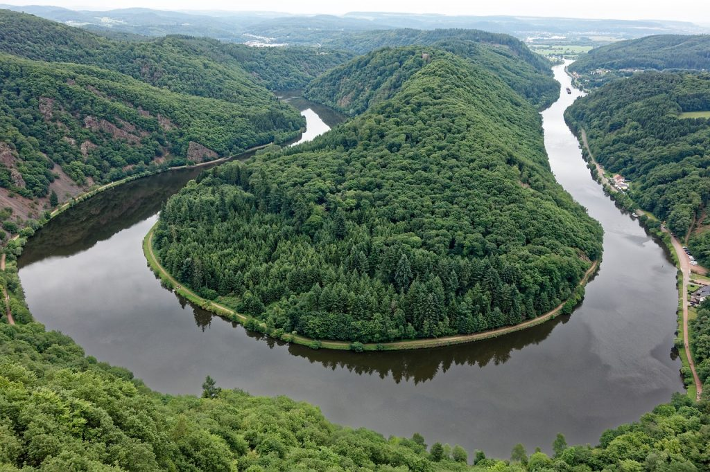 Saarschleife Mettlach
