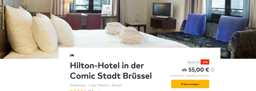 Screenshot Hotel Deal