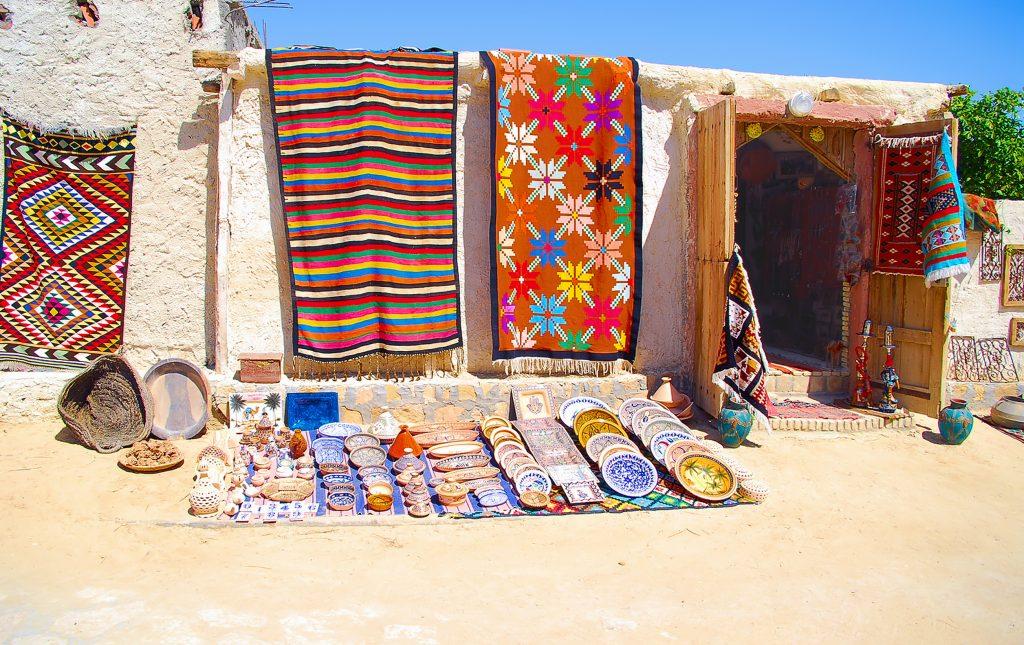 Urlaub in Tunisian