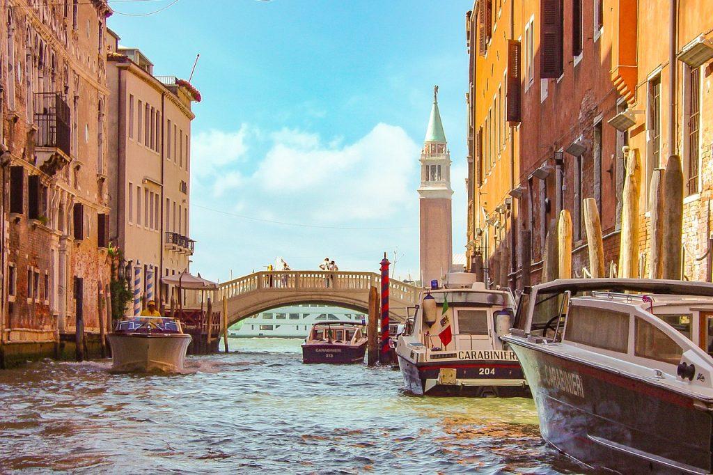 Bilder von Liebe Brücke - Billig Flug nach Venedig