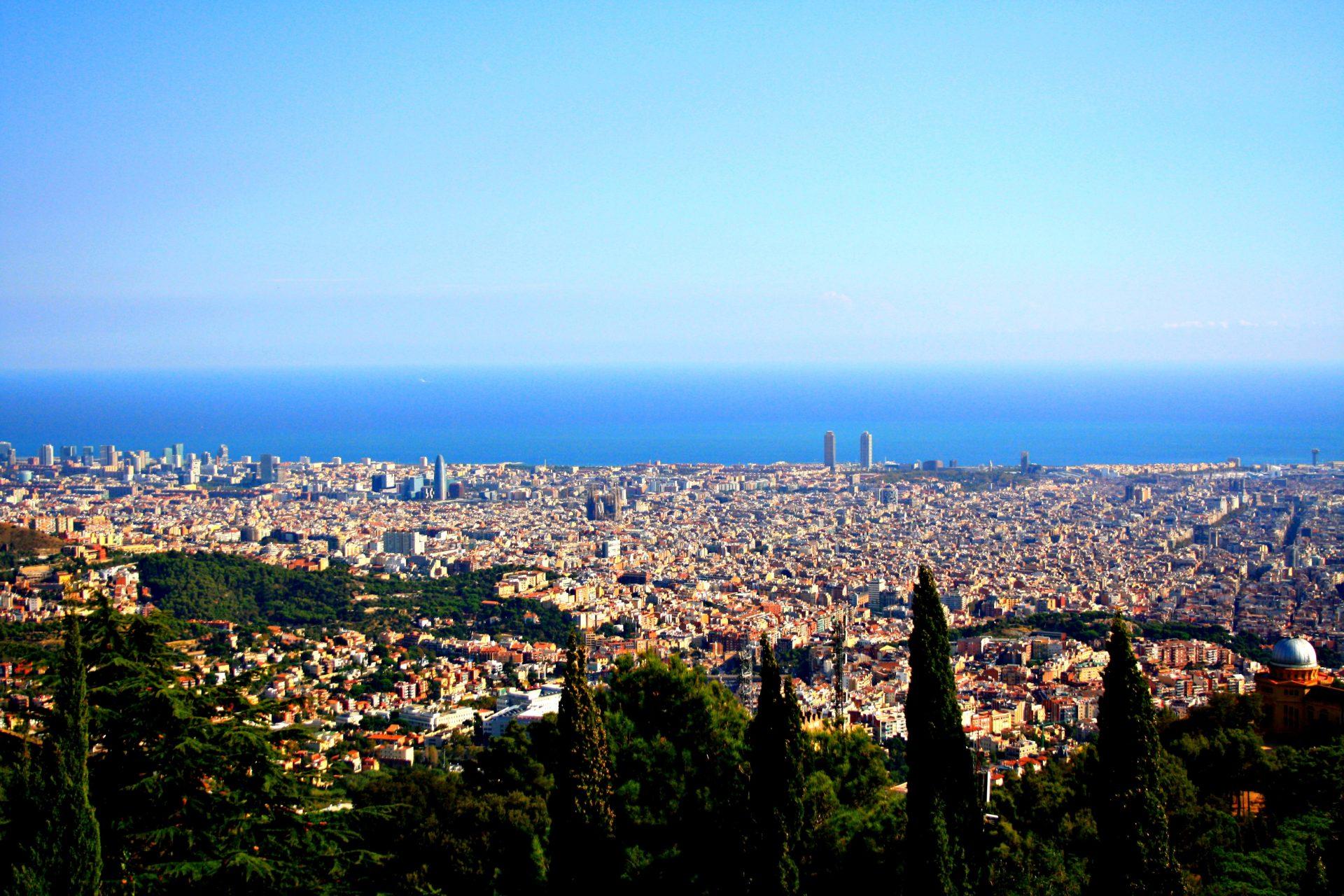 Barcelona im 4* Hotel