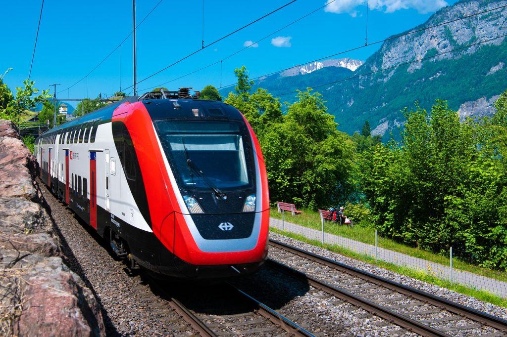 Deutsche bahn - IC, ICE und TGV