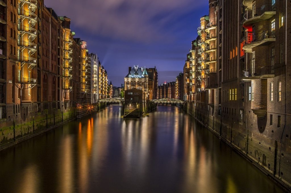Hamburg Stadt