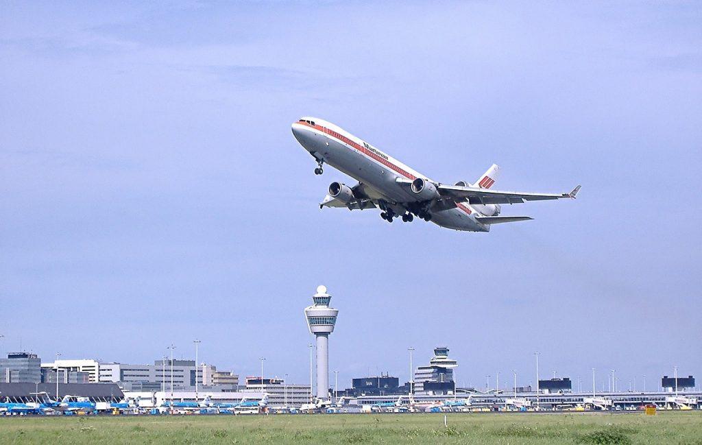 the ultimate flight amsterdam