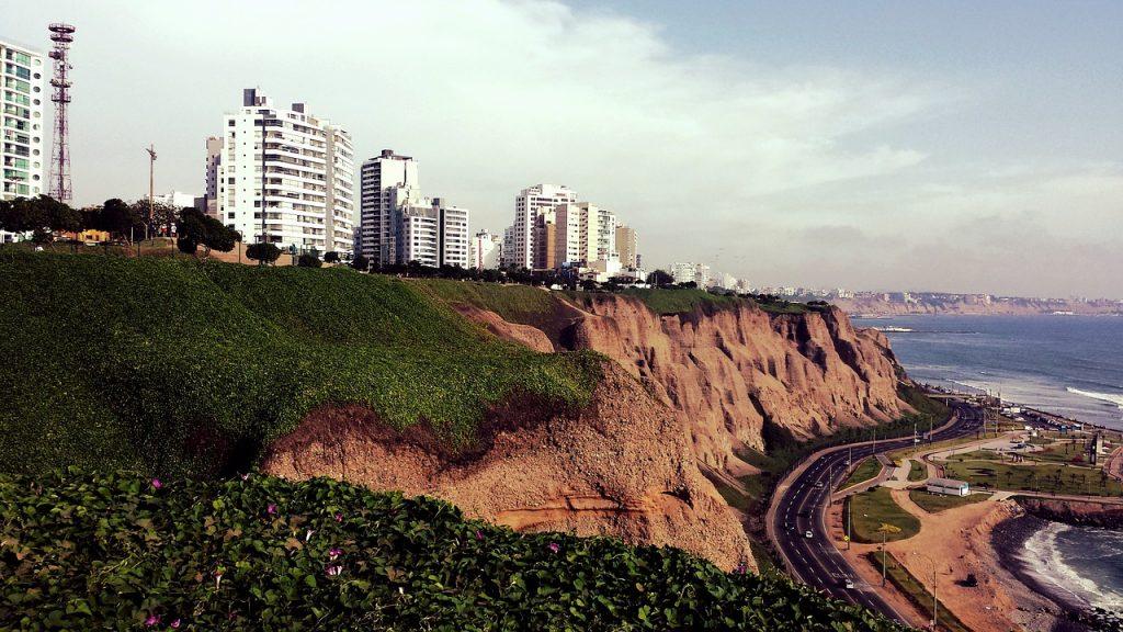 7 Weltwunder reise Pazifikküste Lima