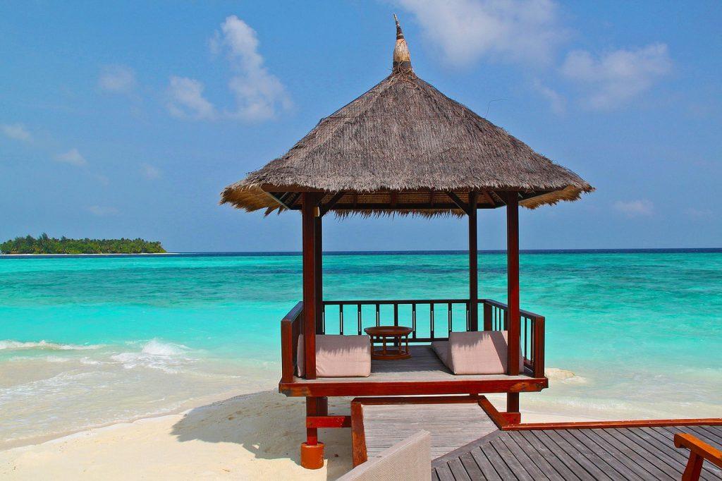 Reise Malediven  Traumstrand