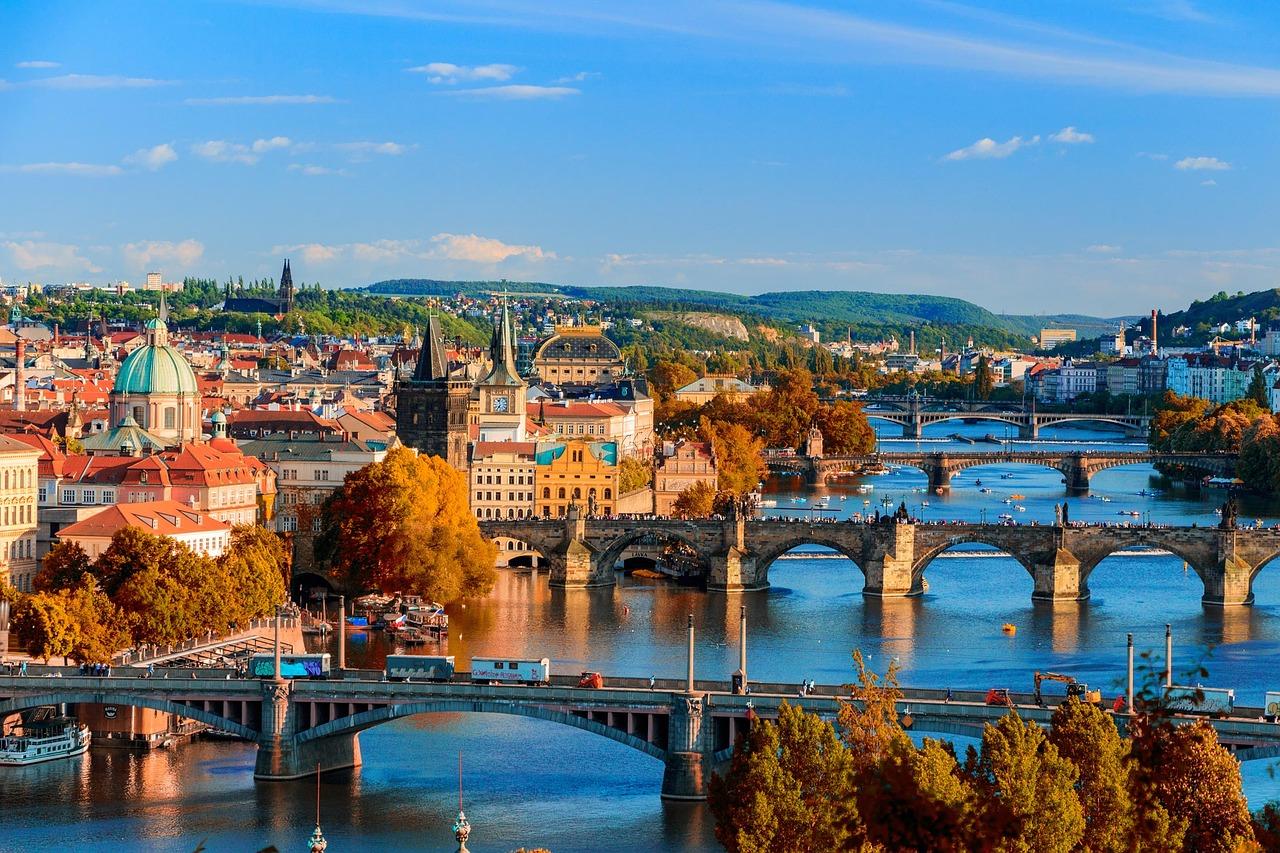 Prag Hauptstadt, Tschechien