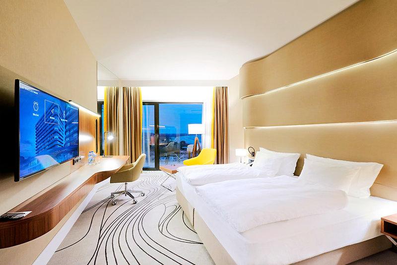 Swinemünde luxushotel günstig- radisson blu resort swinoujscie angebot