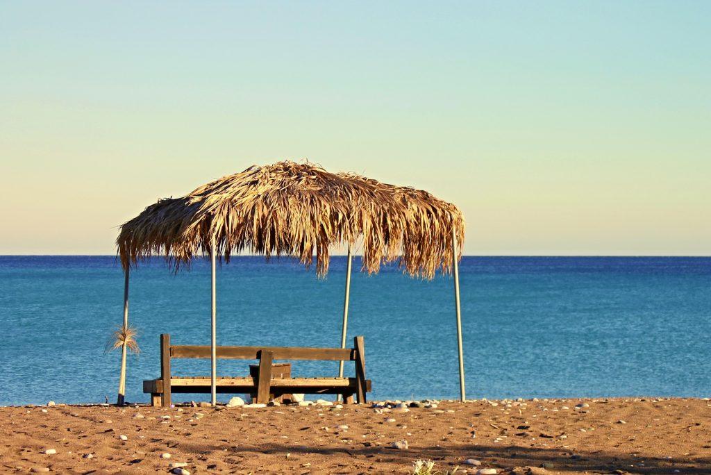 All Inklusive Urlaub Rhodos genießen in vollen Strandbank