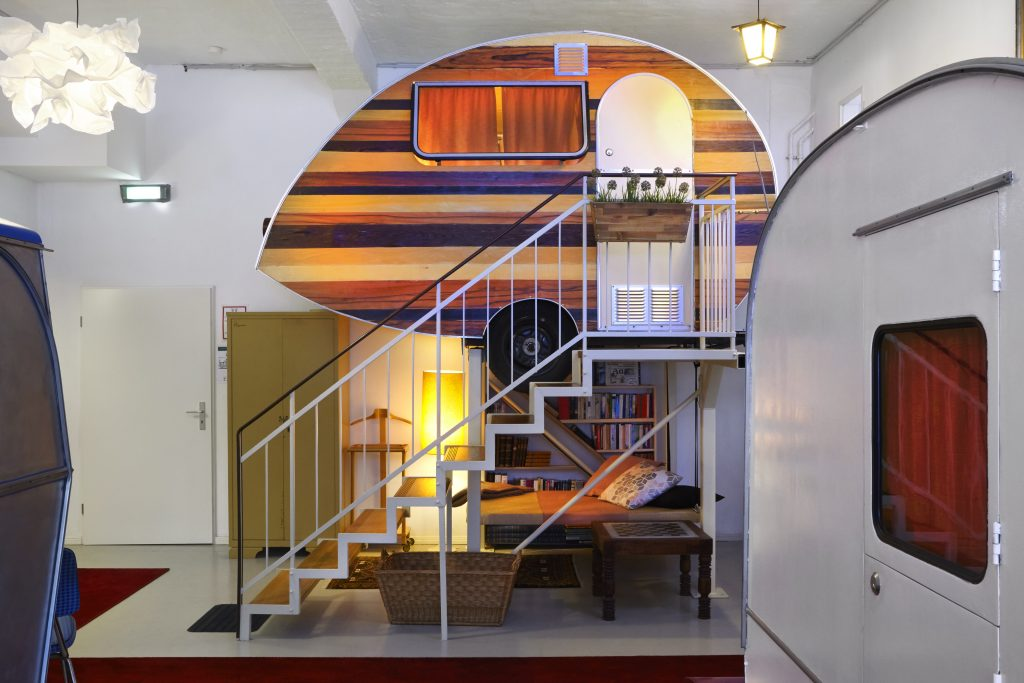 Wohnwagen Hotel Bilder: Jan Brockhaus