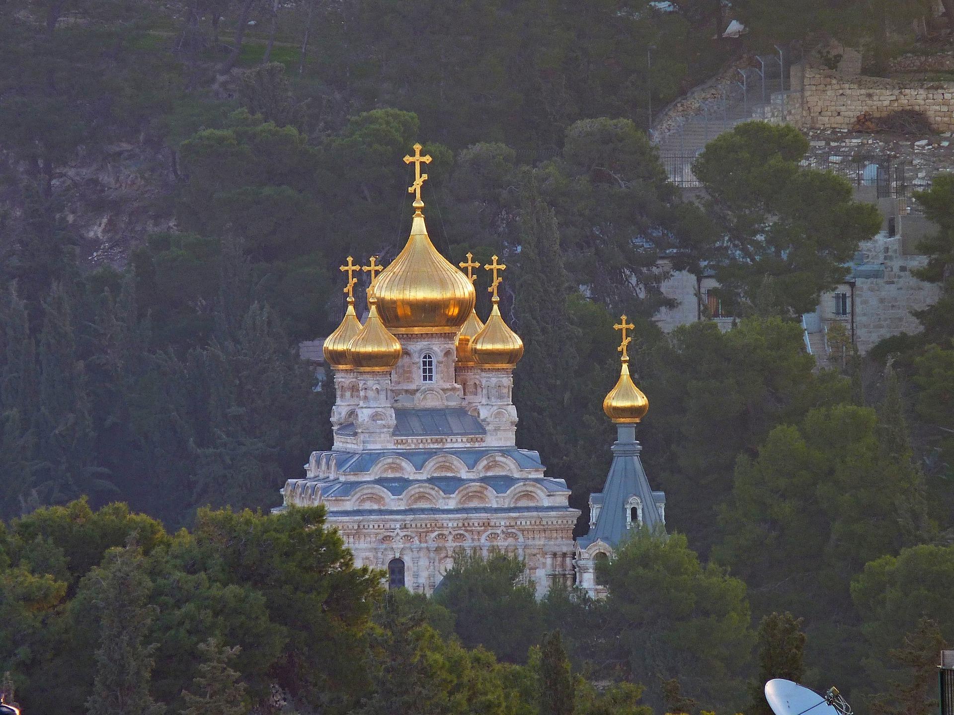 Deine Reise nach Jerusalem günstig - eine Woche ab 329,00€