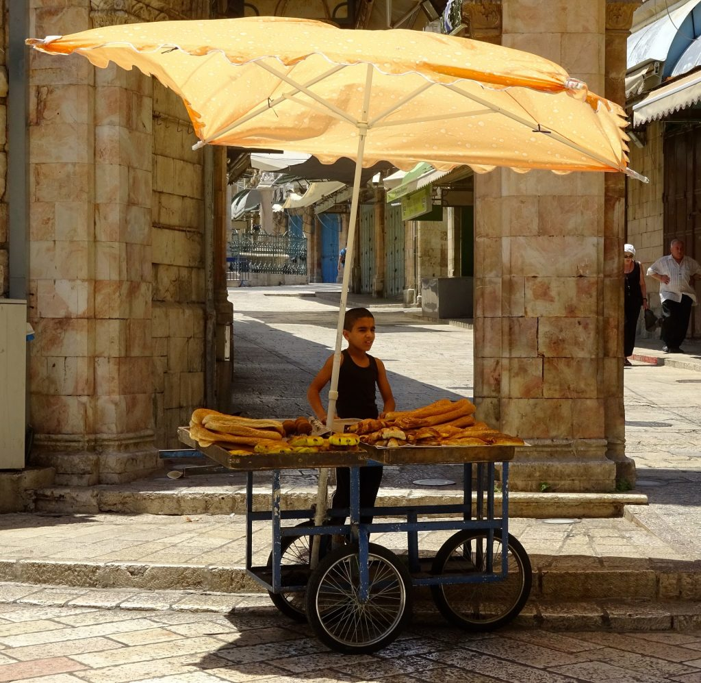 Entdecke Jerusalem günstig - eine Woche ab 329,00€