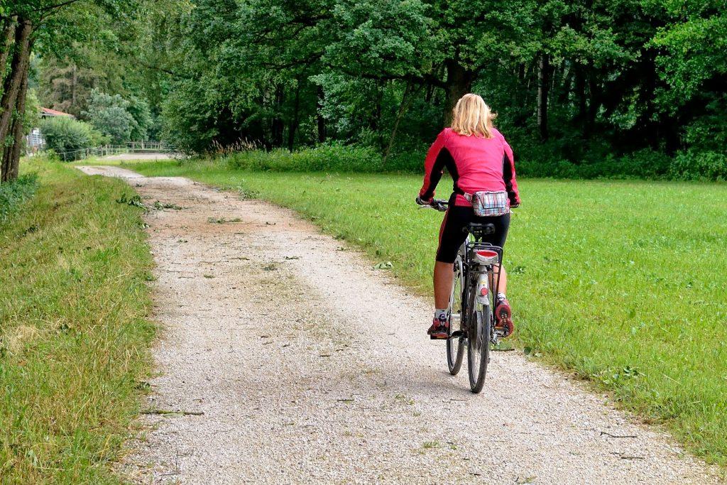 Fahrradtour im Familienpark Landal