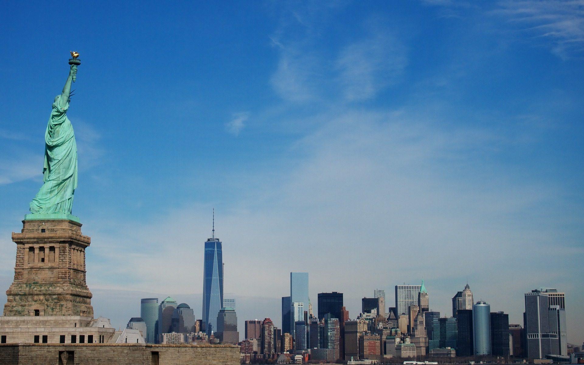 Flug nach New York City ab 157,00€