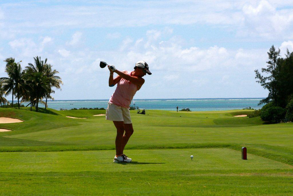Golfen & Surfen auf Mauritius