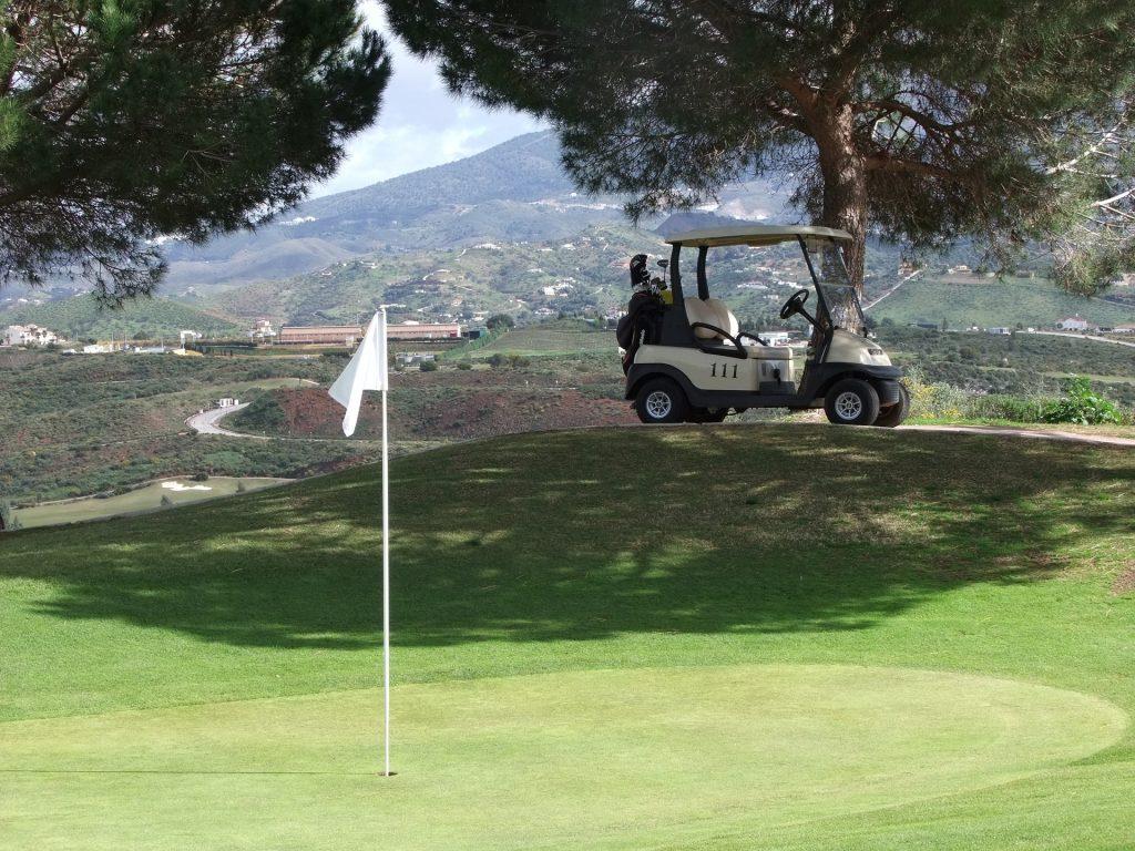 Golfurlaub in Spanien - Andalusien an der Costa Del Sol