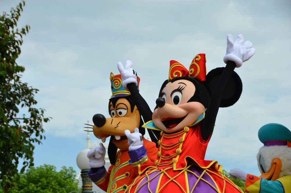 Goofy & Mini Disneyland Paris günstig buchen ab 99,00€ - Übernachtung im 4 Hotel
