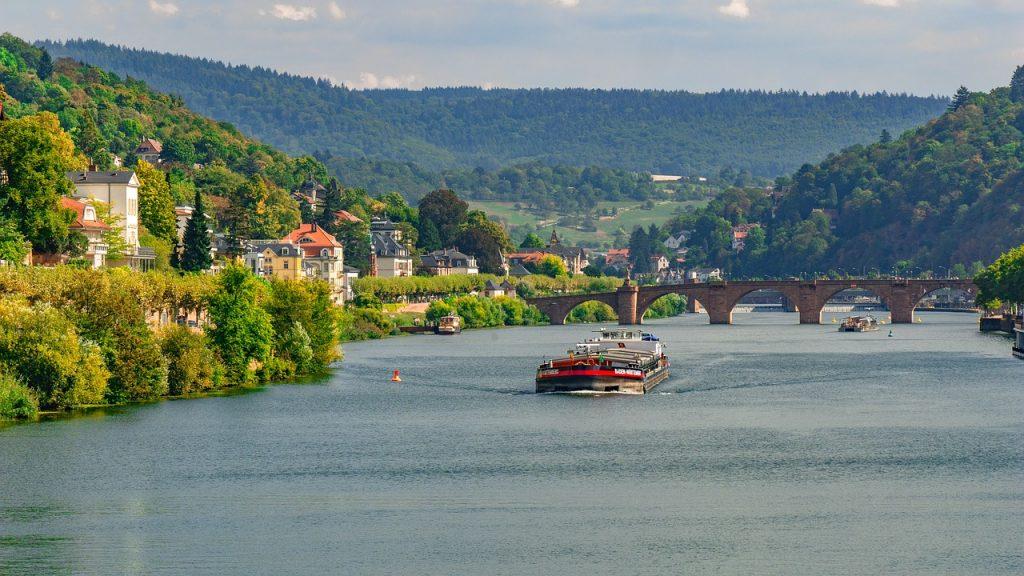 Städtereise nach Heidelberg