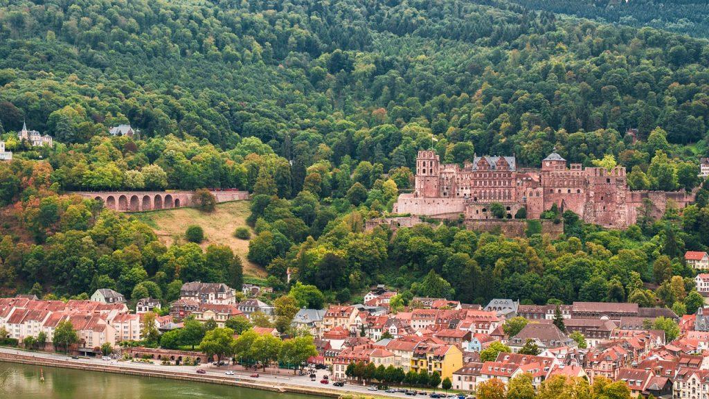 Kurzurlaub Heidelberg Deutschland
