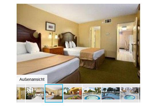Hotel Zimmer Urlaub in Florida - Orlando günstig in die USA ab 574,00€ WoW Preise