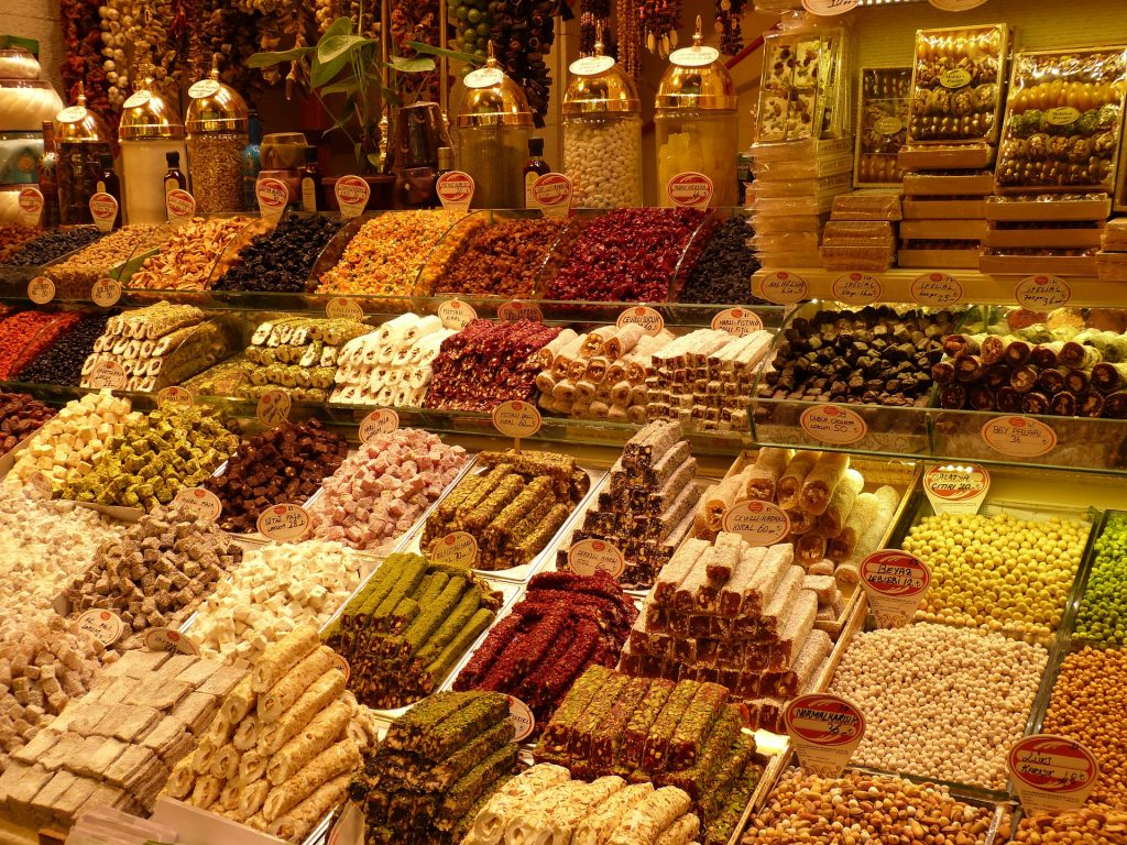 Istanbul interessante Orte Basar