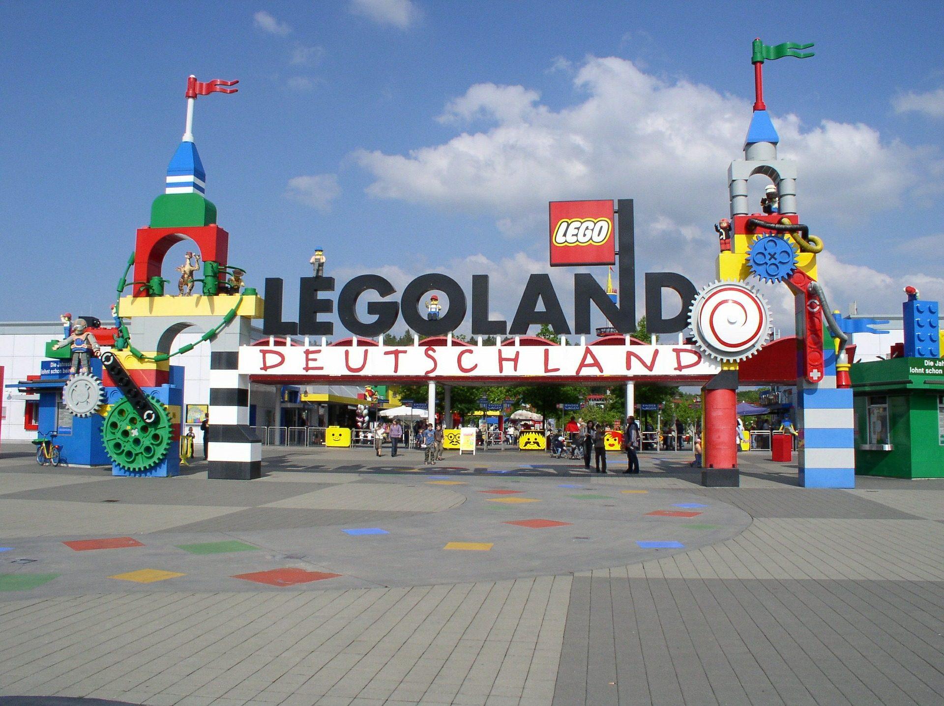 Jahreskarte für Legoland günstig ab 33,95€ - Oberhausens Freizeitspark 1