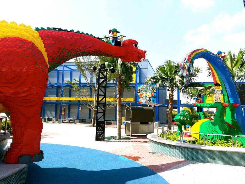 Jahreskarte für Legoland günstig ab 33,95€ - Oberhausens Freizeitspark
