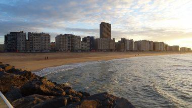 Kurzurlaub an der belgischen Küste 3 Nächte 2 Erwachsene + 2 Kinder