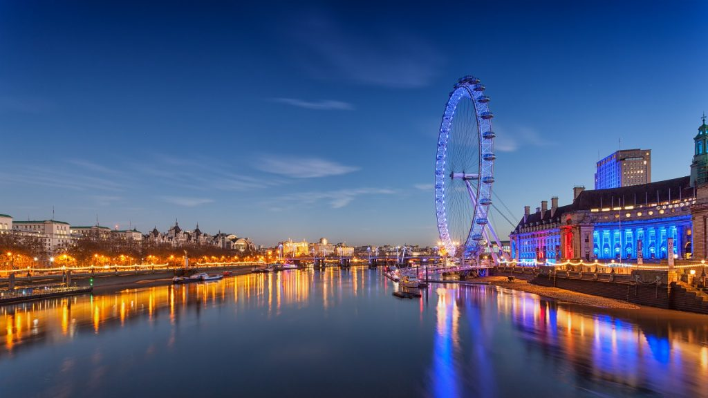 London Eye - The Wicked in London im Apollo Victoria Theatre - Flug, Hotel, Ticket ab 172,78€