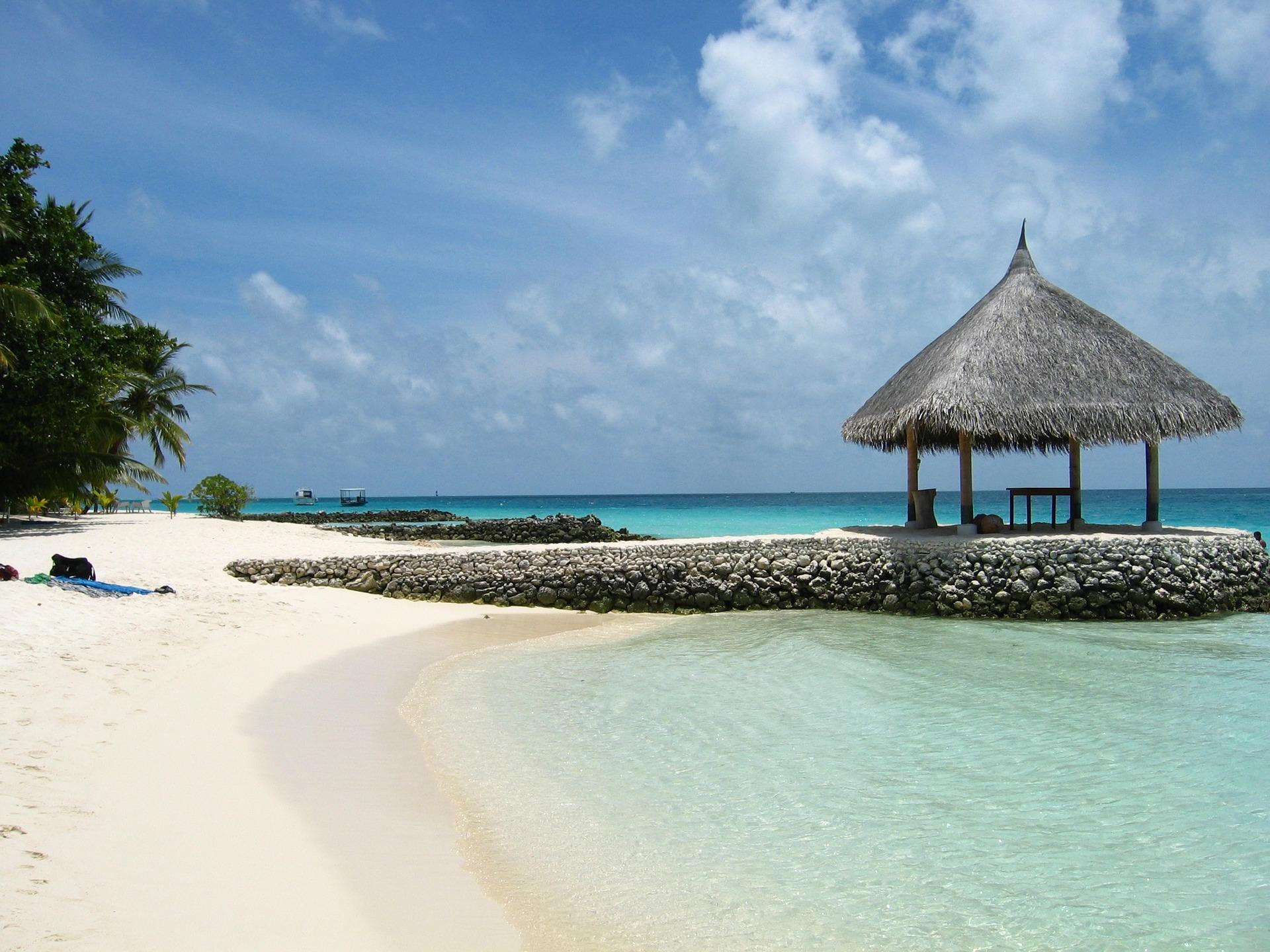 Malediven Massage auf Nord Male Atoll