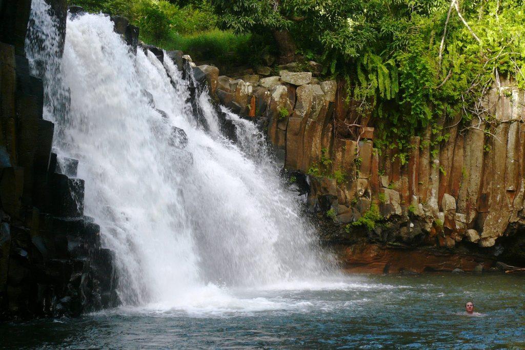 Mauritius All Inlusive Urlaub günstig ab 1169,00€ - 9 Tage Wasserfall