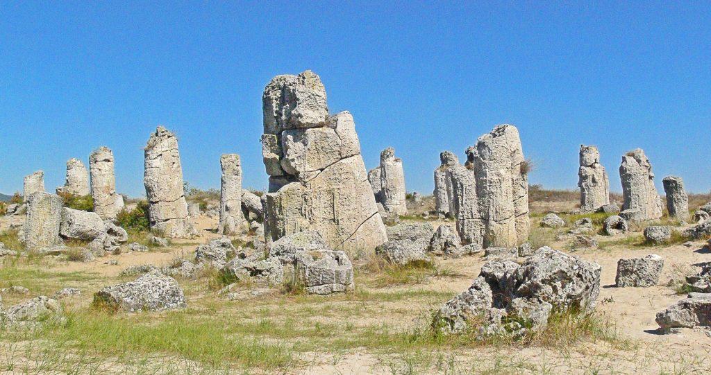 Naturphänomen in Varna , Bulgarien