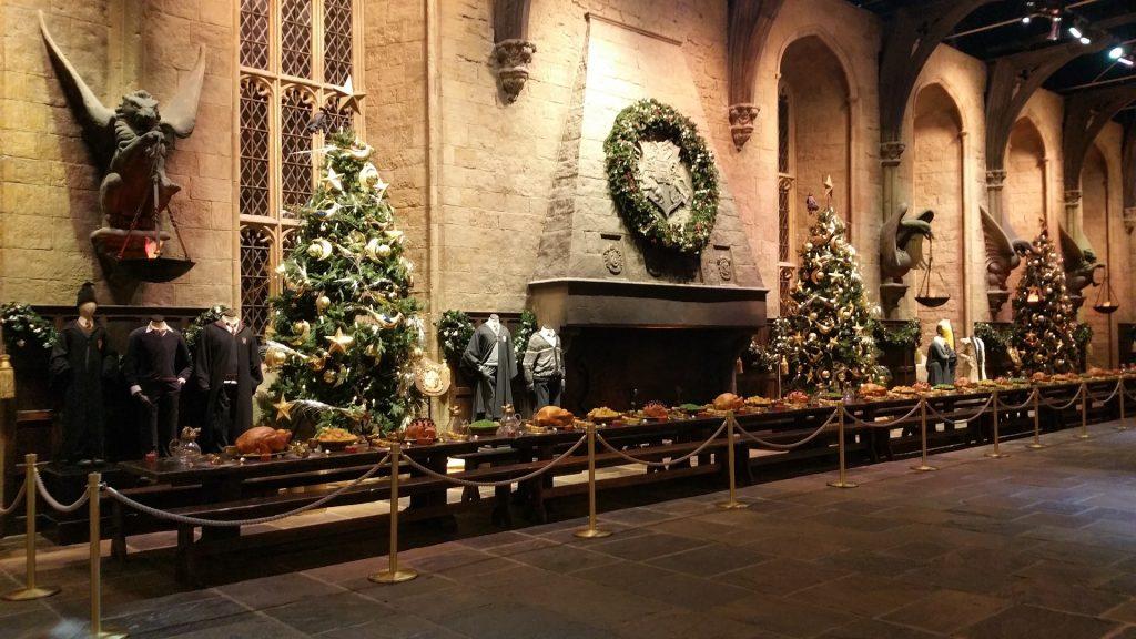 Reise nach Hogwarts günstig ab 179,00€ - 2 Nächte in London