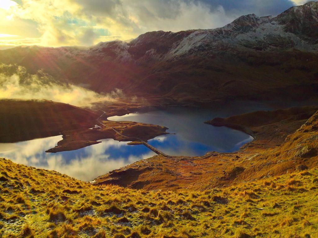 Reise nach Wales 3 Nächte Natur